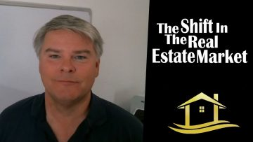 The Shift in the Real Estate Market
