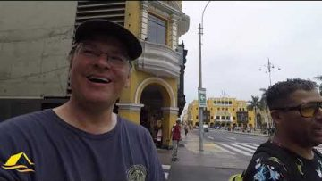 Lima Safari Video 2 – Plaza de Armas