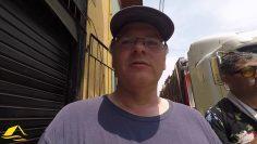 Lima Safari Video 9 – Rimac Walk to Lima Centro