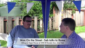 Man on the Street – Interview with Rome