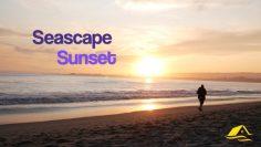 4K Sunset at Seascape Beach in Aptos