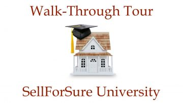 SellForSure University Walk-Through