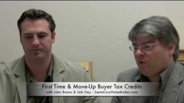 "First Time and ""Move Up"" Homebuyer Tax Credits"