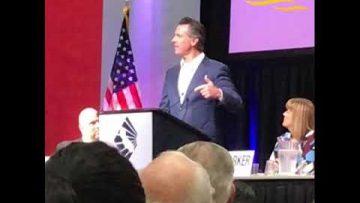 Gavin Newsom Remarks to California REALTORS  – May 1, 2019