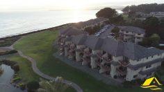 Seascape Resort Sunset Drone Video
