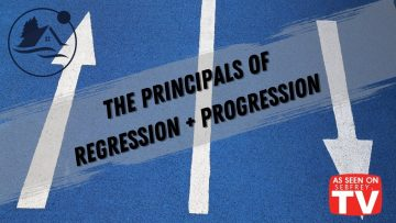 The Principals of Regression and Progression