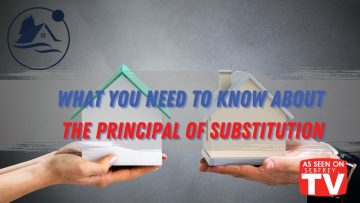 The Principal of Substitution