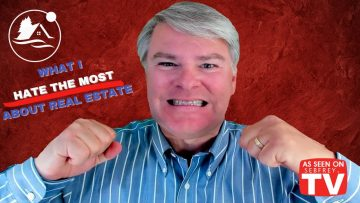 What I hate about real estate