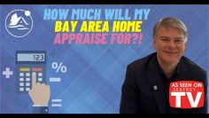 How much will my Bay Area home appraise for?