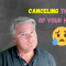 Canceling the Sale of your Home when Under Contract